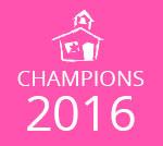 champions grant awards 2016