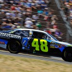 Lowe's Jimmie Johnson Foundation 5th Anniversary Special Paint Scheme (Sonoma, 2011)
