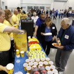 Random image: Foundation Fest: Charlotte guests enjoying Bojangles (October 11, 2012)