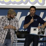 "Jimmie and Wilson discussing ""On The Road"" at Foundation Fest: (Charlotte, 2012)"