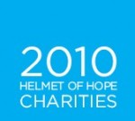 2010 Helmet of Hope charities