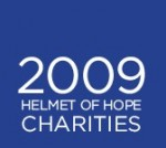 2009 Helmet of Hope charities