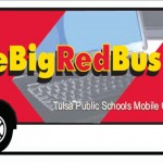 Tulsa Public Schools Big Red Bus (Tulsa,  2009)