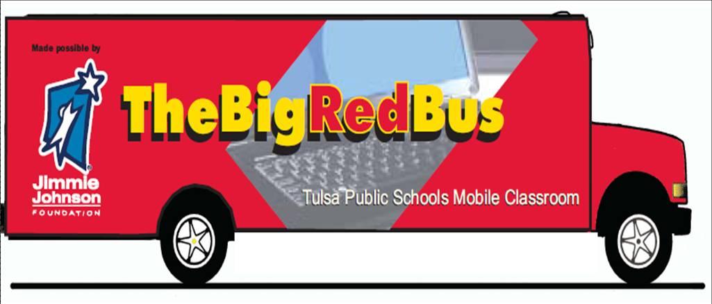 Tulsa Public Schools Big Red Bus (Tulsa,  2009)