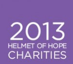 2013 Helmet of Hope Charities